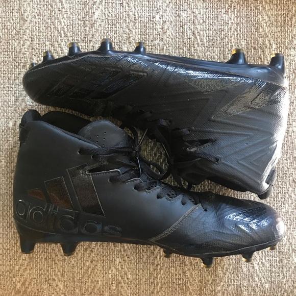 cheap for discount 8e514 e339d Adidas Men's Freak X Carbon Mid Football Cleat 9.5